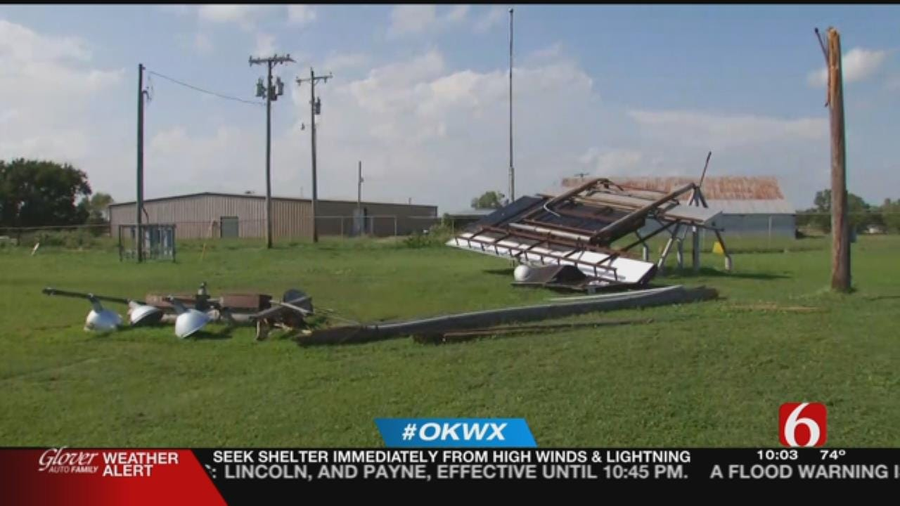 Washington, Nowata Counties Brace For Storms After Already Taking Hit