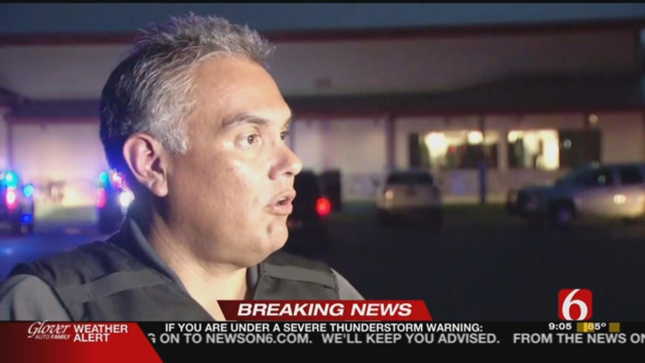 Broken Arrow's Embers Grill Raided By Police