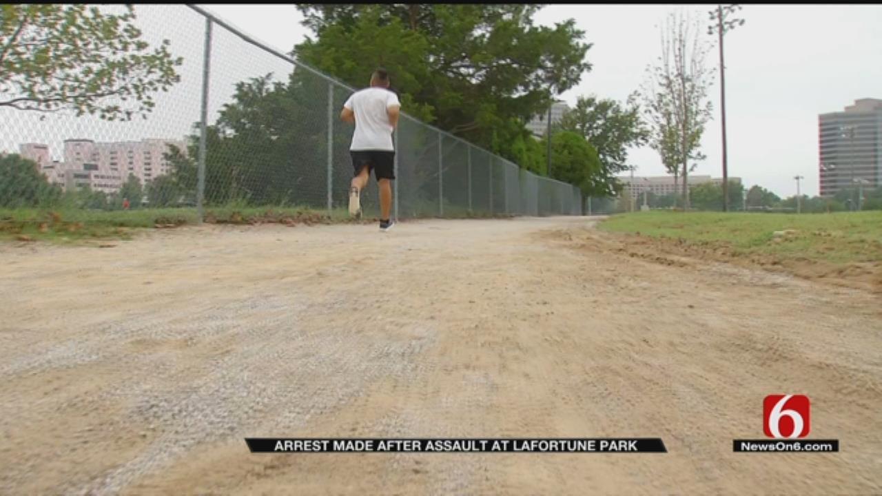 Tulsa Man Randomly Attacked At LaFortune Park