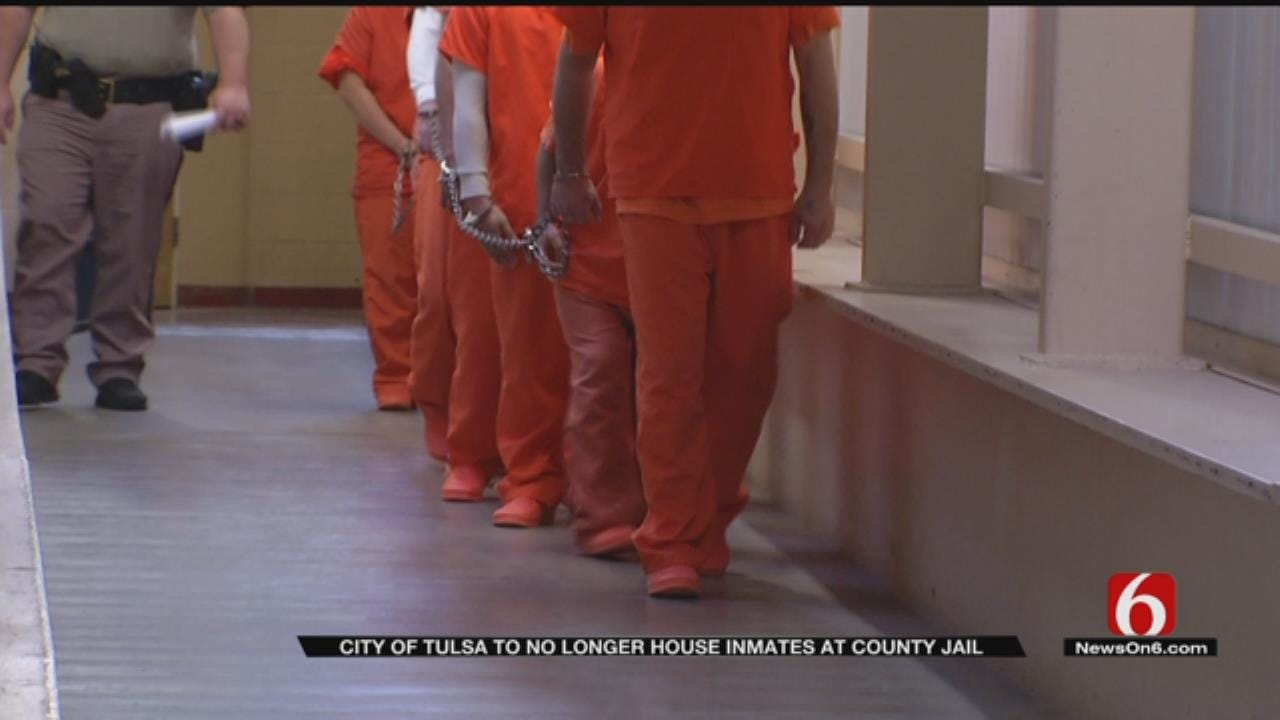 Tulsa Council Approves Proposal To Create City Jail