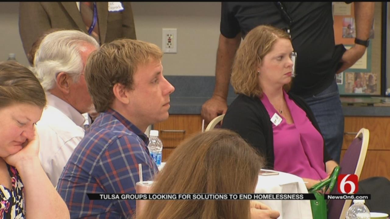 Tulsa Program Helps Hundreds Of Veterans, Homeless Find Homes