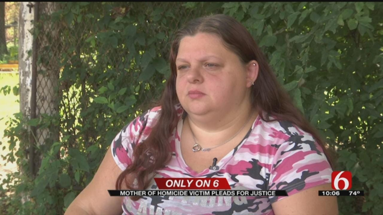 Mother Of Teen Fatally Shot In Neck Seeks Answers