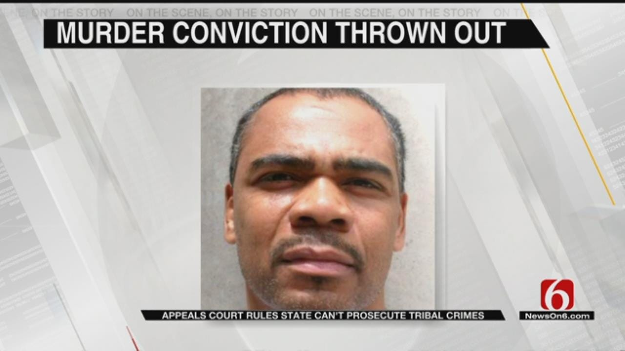 Oklahoma Murder Convict Escapes Death Penalty Citing Tribal Citizenship