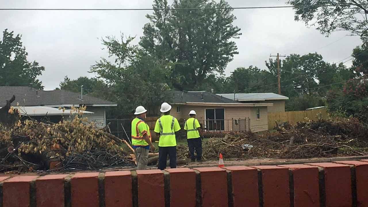 Joseph Holloway: Tulsa Green Waste Pickup Underway