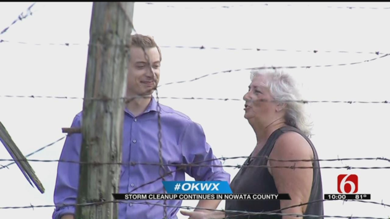 Nowata County Residents Caught Off Guard By Storm
