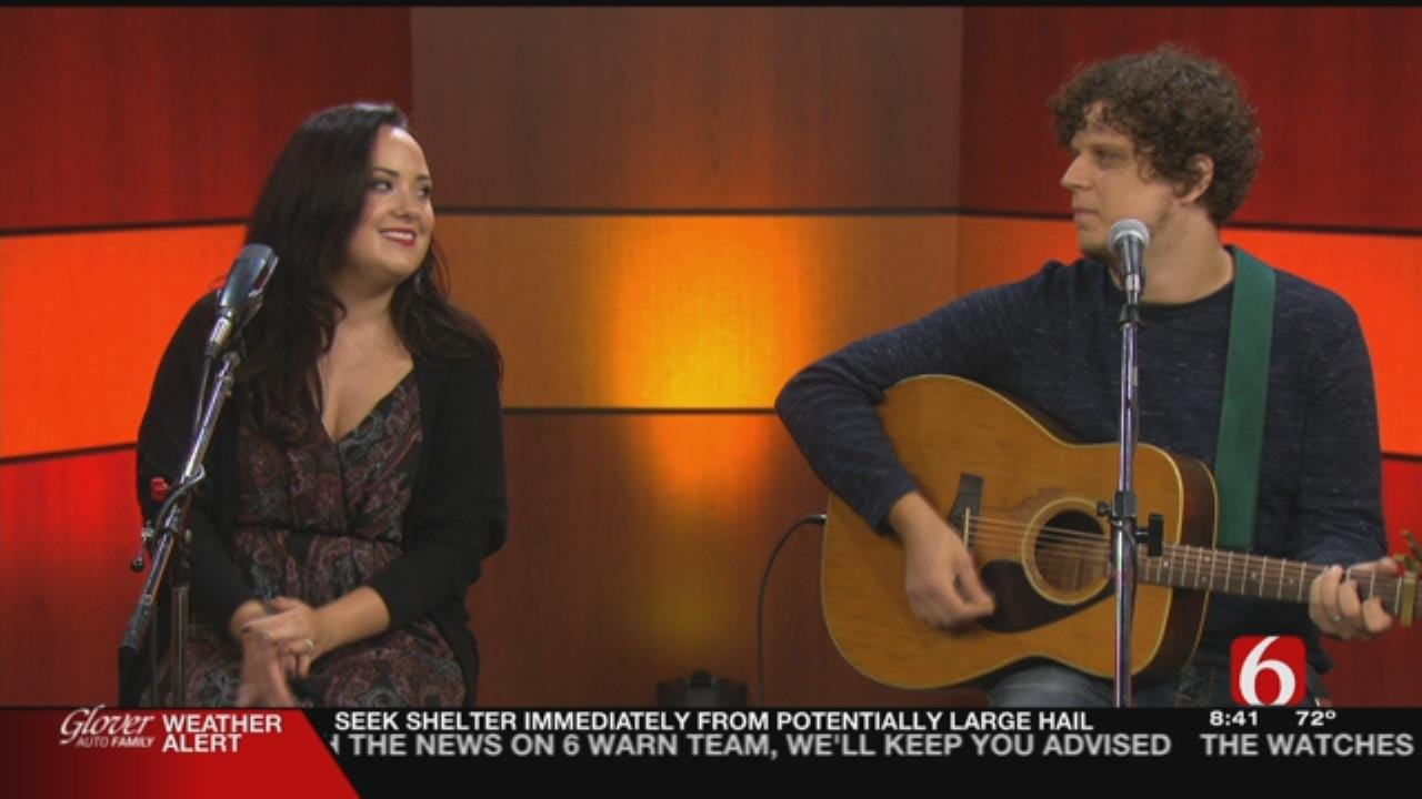Tulsa Musicians Desi And Cody Perform On 6 In The Morning