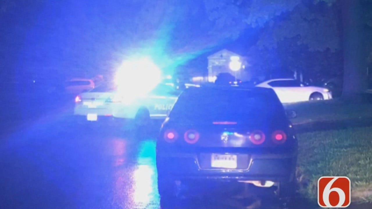 Joseph Holloway Reports On Tulsa Man Shot In The Face