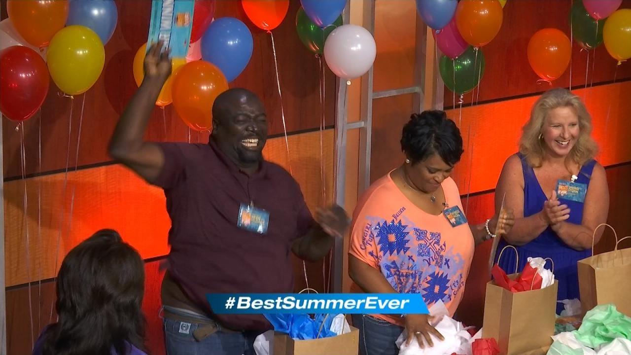 2017 Best Summer Ever Winner