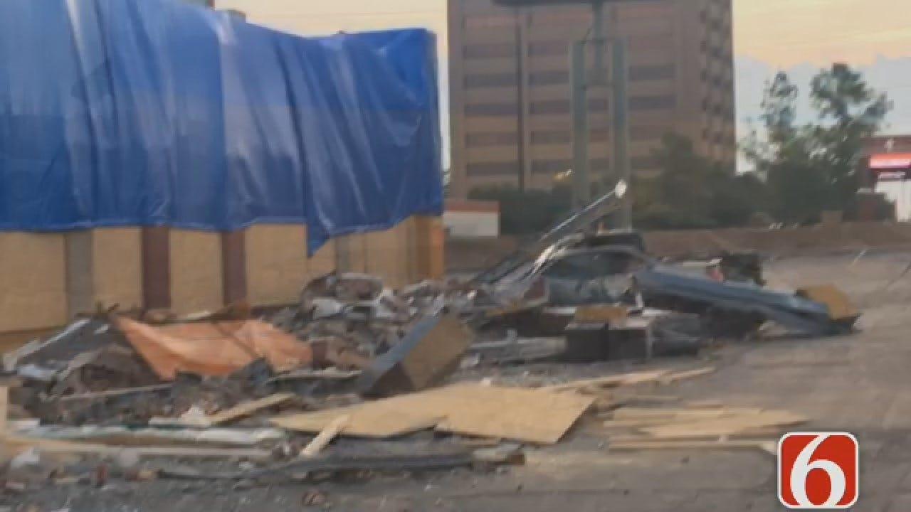 Joseph Holloway Says FEMA Will Be Touring Tulsa's Tornado Damage