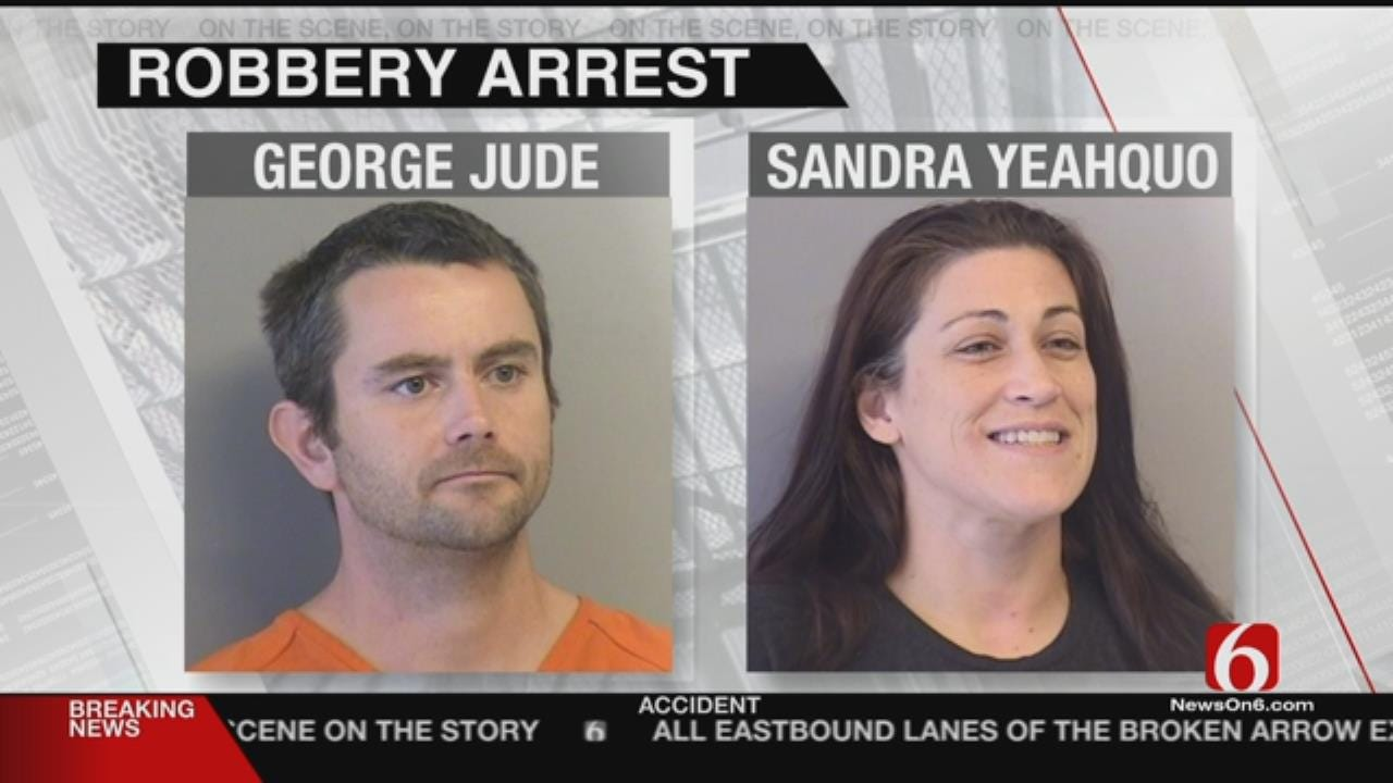 Couple Accused Of Pepper-Spraying Elderly Walmart Greeter Arrested In Tulsa
