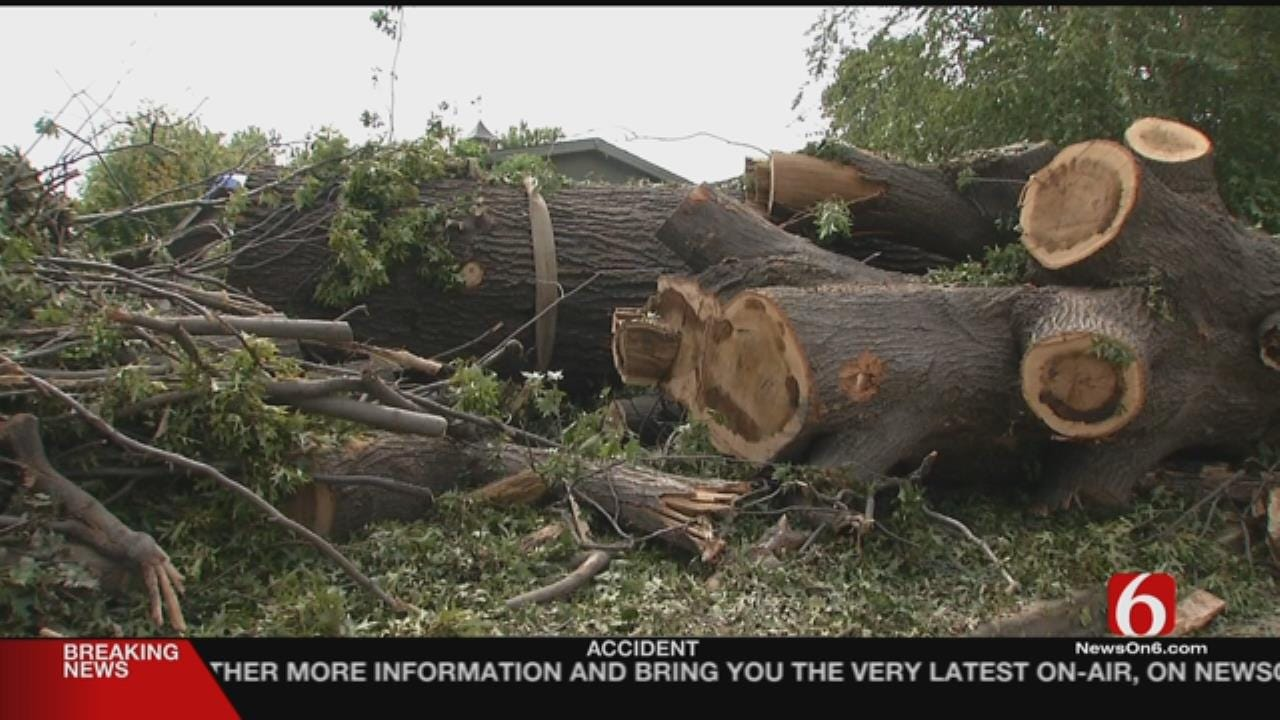 City Focused On Helping Tornado Victims Rebuild