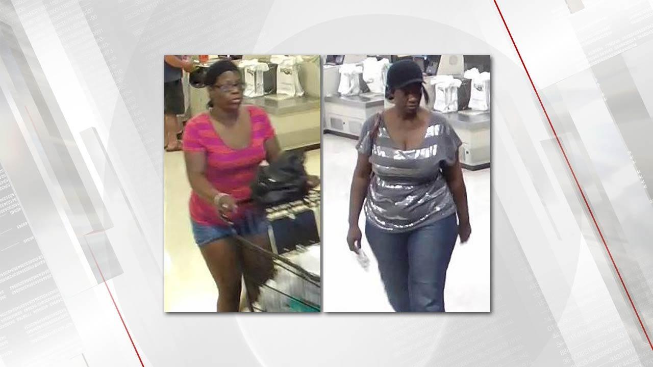 Lori Fullbright: Tulsa Police Look For 2 Women Accused Of Cashing Bogus Checks