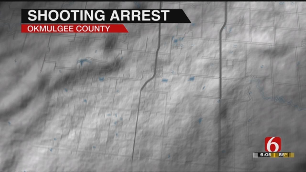 Man Arrested After Shooting At Okmulgee Deputies
