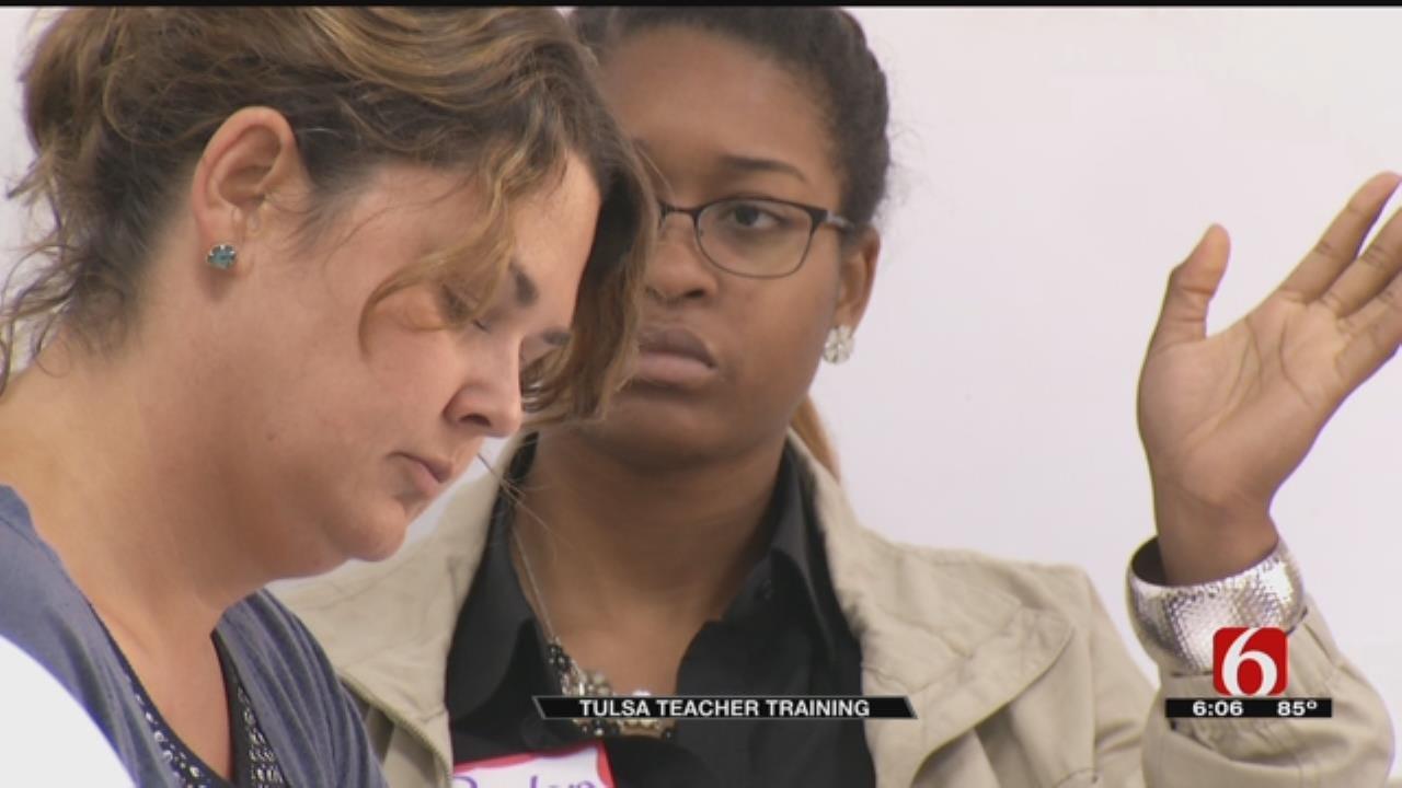 TPS Gaining Over 350 New Teachers