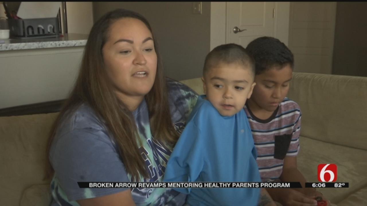 Broken Arrow Program Helps Teen Moms And Dads
