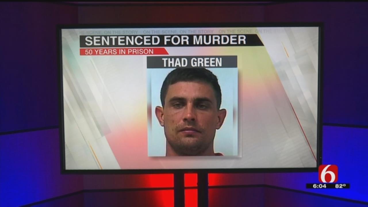 Life In Prison For Pawhuska Man In SE Kansas Murder, Arson