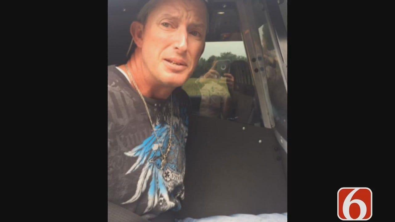Lori Fullbright: Stolen Backhoe Ride Leads To 3 Arrests