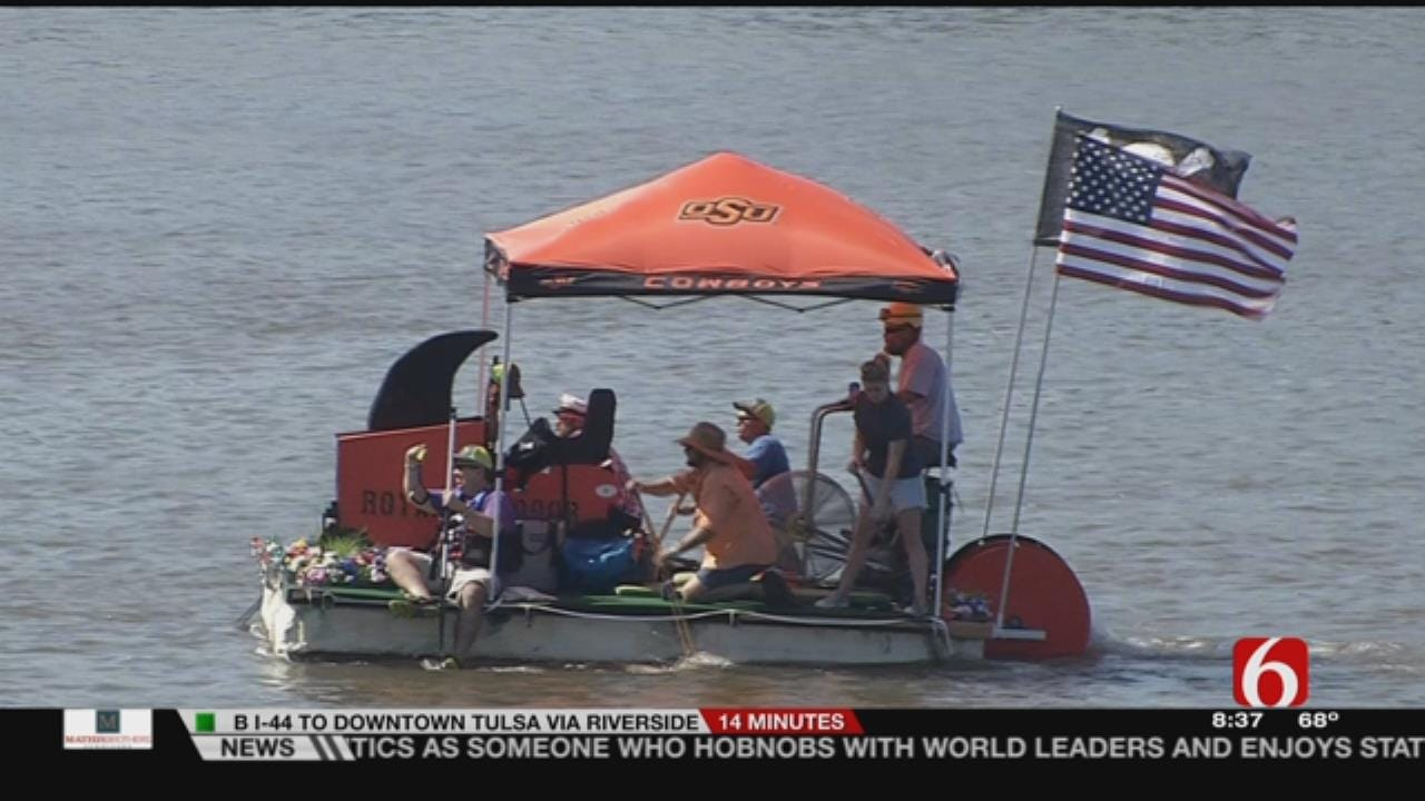 Some Changes Planned For This Year's Tulsa Great Raft Race