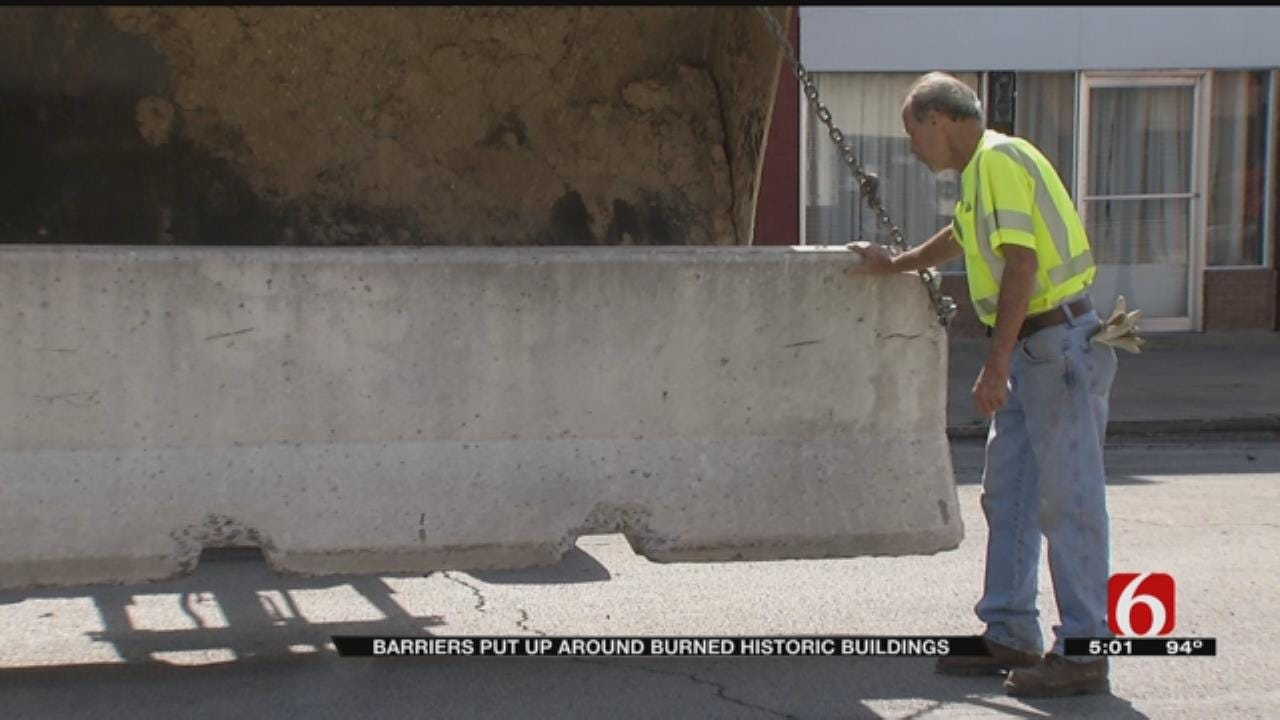 City Of Wagoner Works To Keep People Safe Following Fire