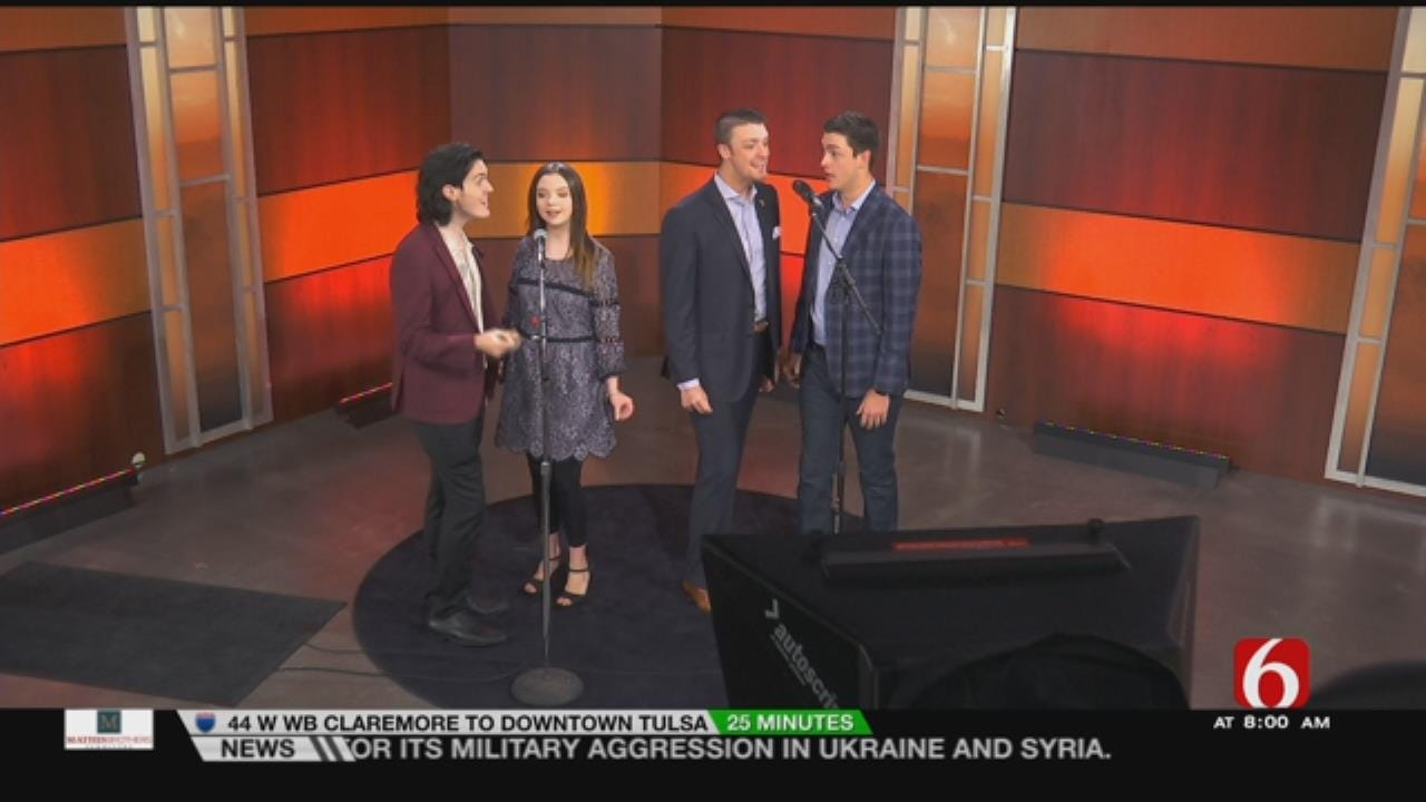 'The Erwins' Perform On 6 In The Morning