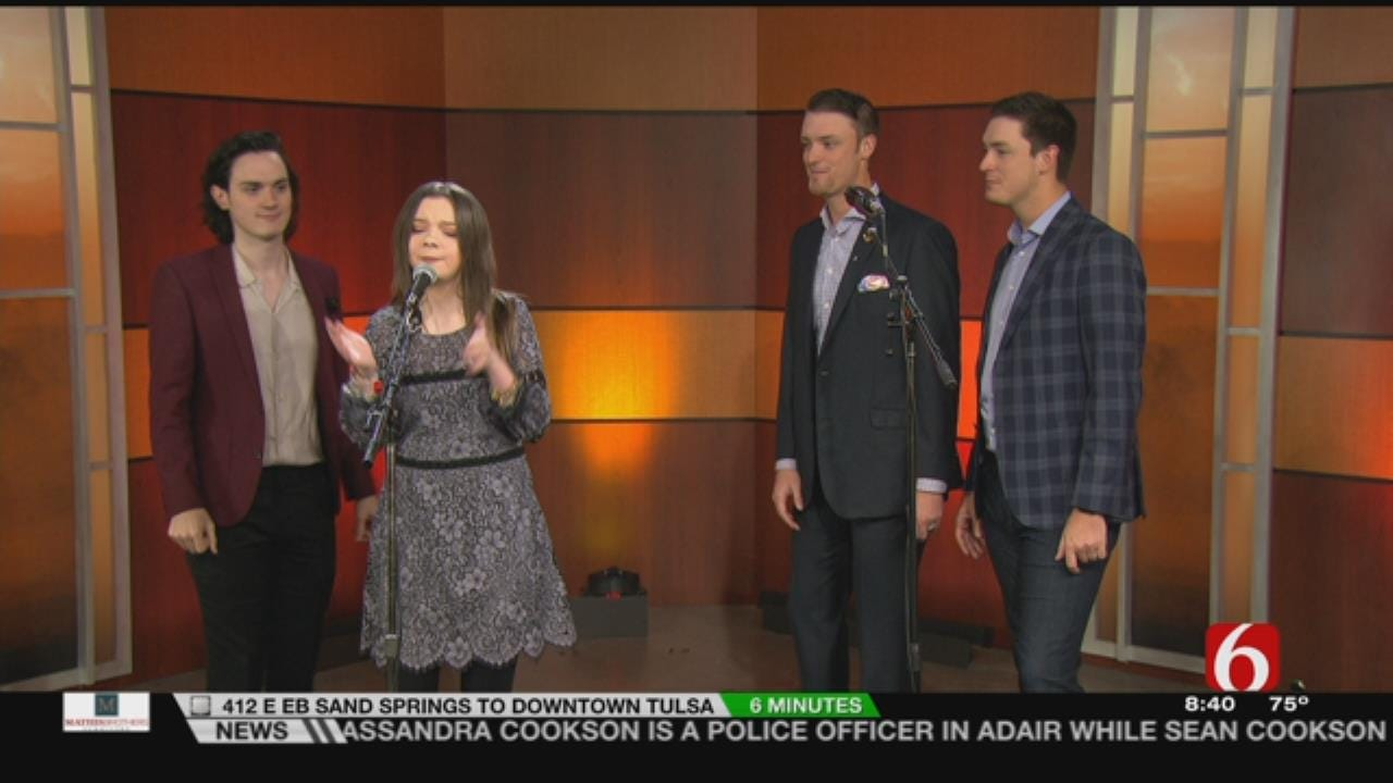 'The Erwins' Stop And Sing On 6 In The Morning