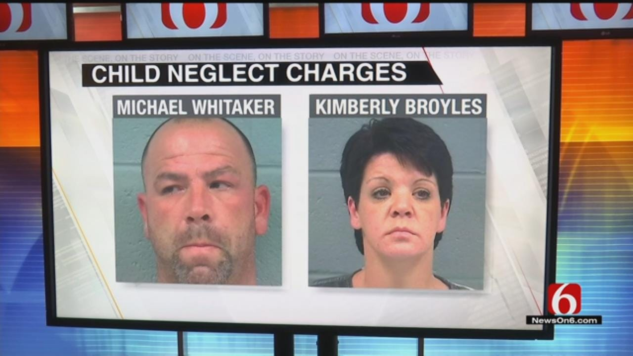 Chelsea Couple Charged With Child Neglect