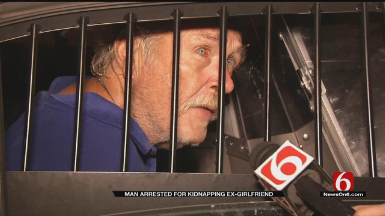 """Tulsa Man Arrested For Kidnapping: """"It Was A Love Story"""""""