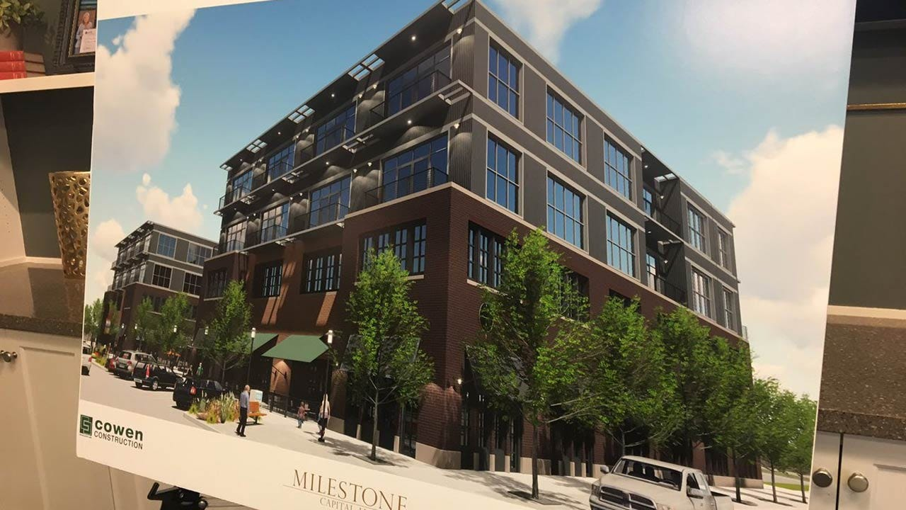 Joseph Holloway Reports On Rose District Building Project