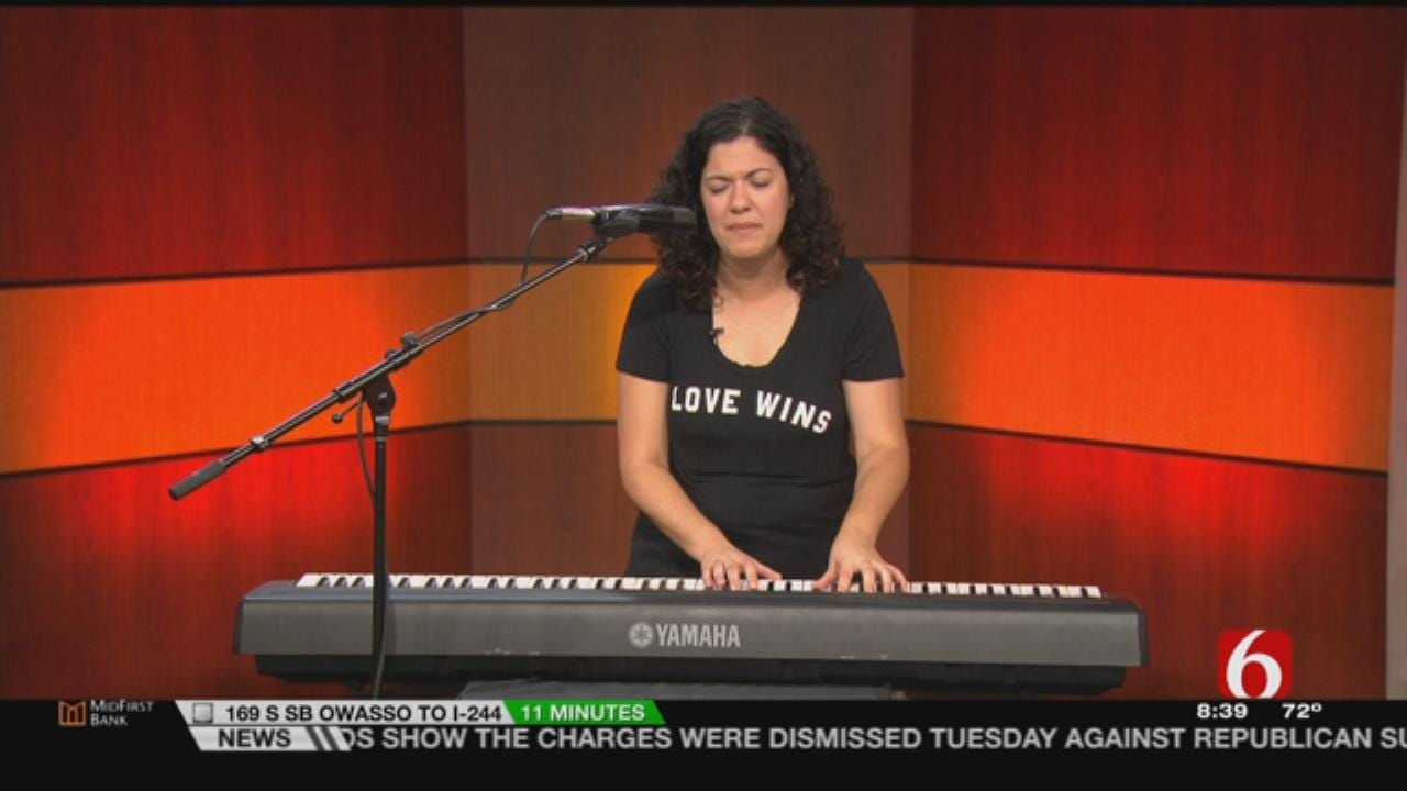 Casii Stephan Performs On 6 In The Morning