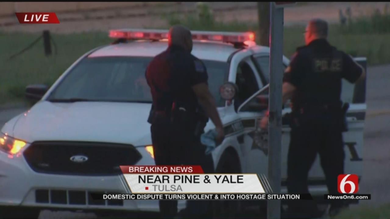 Tulsa Man Holds Ex's Mother Hostage After Break Up, Police Say