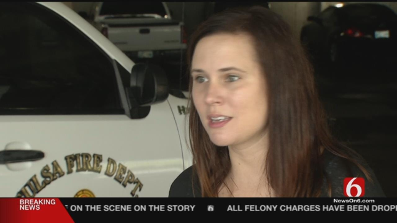 Tulsa's Community Response Team Handles Mental Health Crises