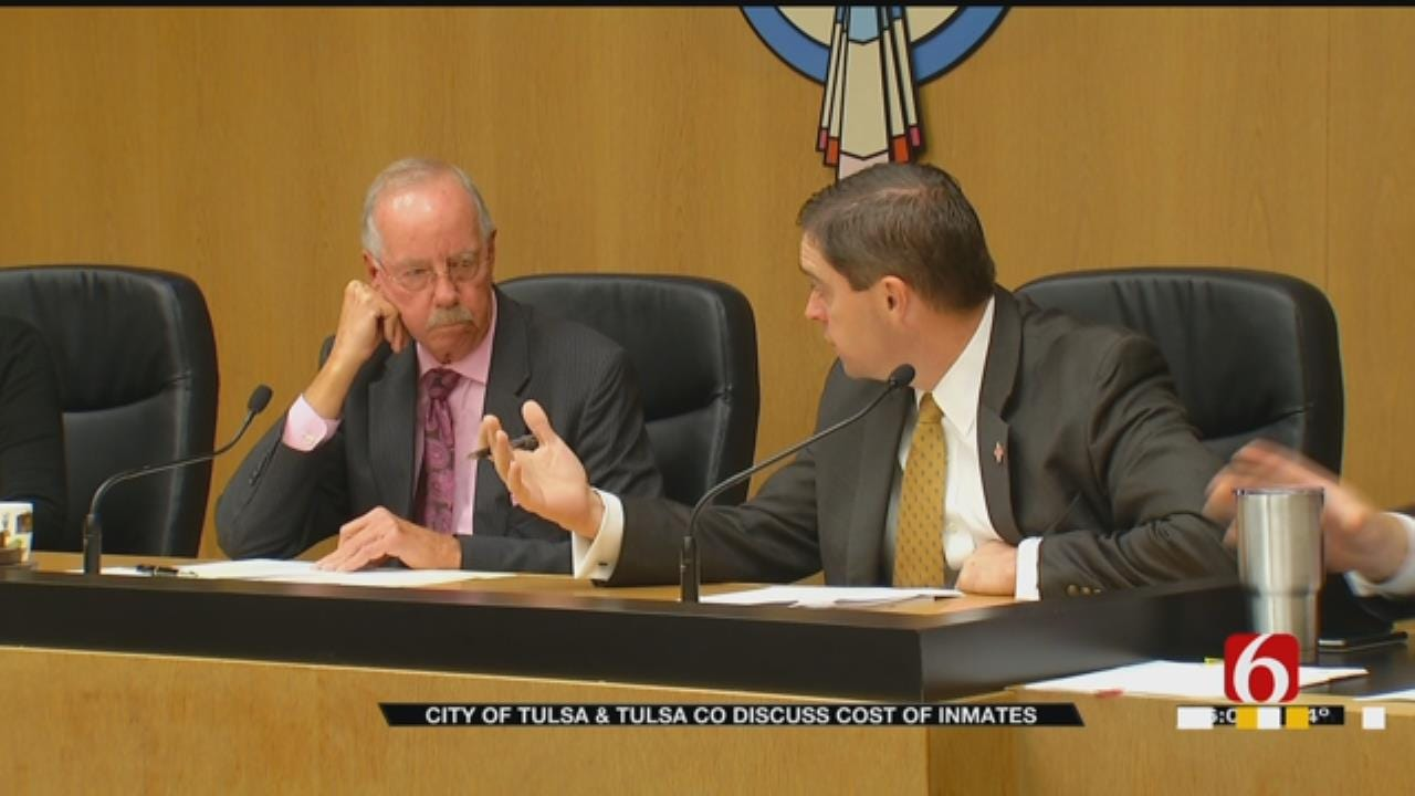 Agreement On Jail Inmate Fees Between City, County Could Happen Soon