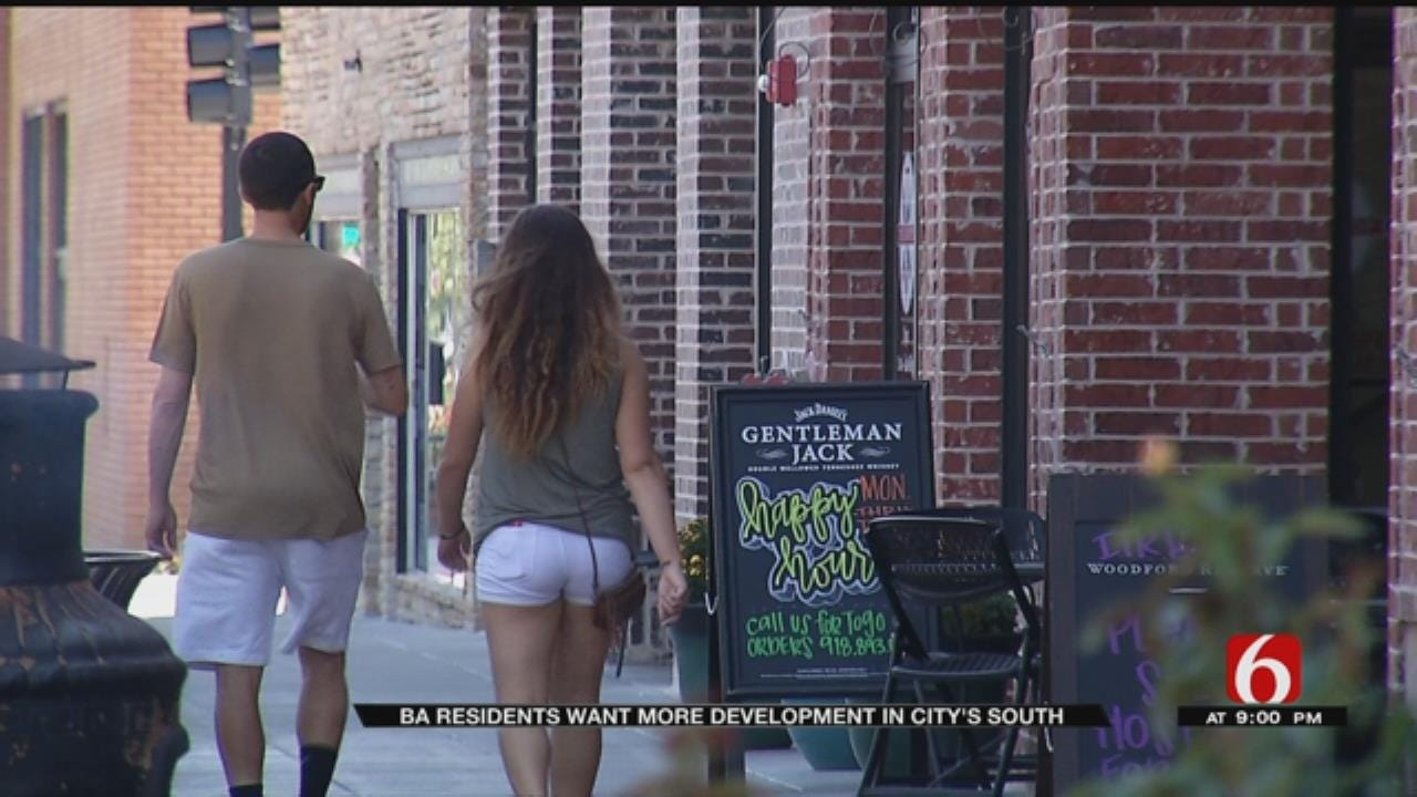 Broken Arrow Residents Hope For South-Side Redevelopment