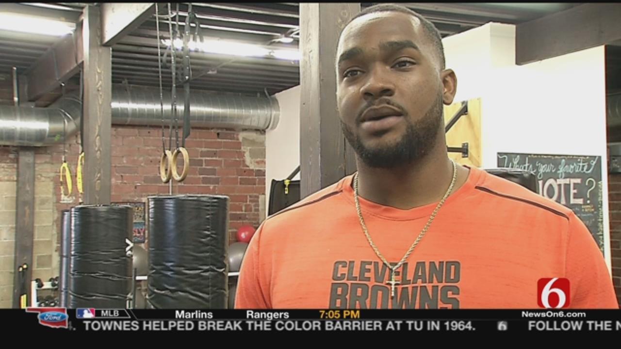 NFL: Former BTW Hornet, Sooner Dominique Alexander Talks Changes, Improvement