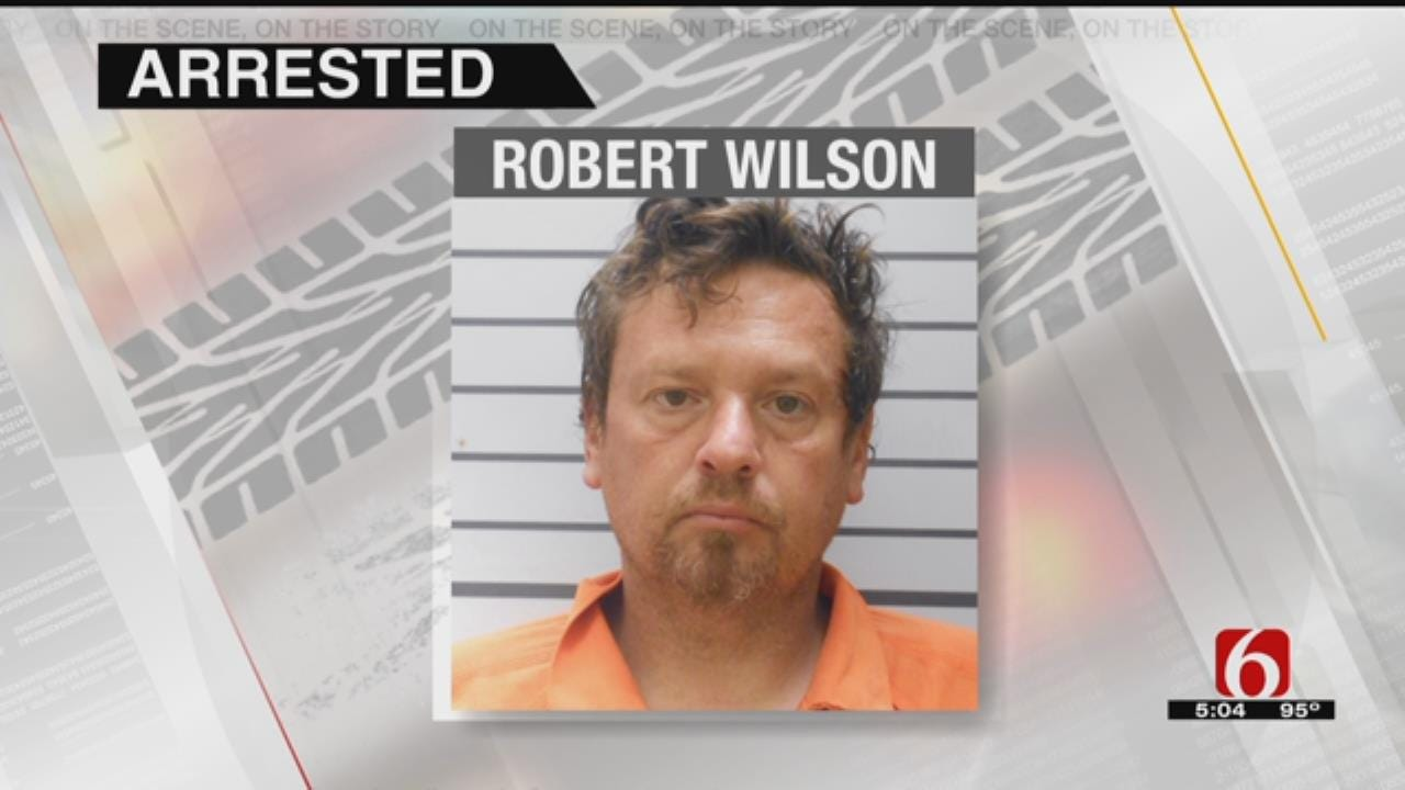 Man Rams Volvo Into Federal Courthouse Gate, Muskogee Police Say