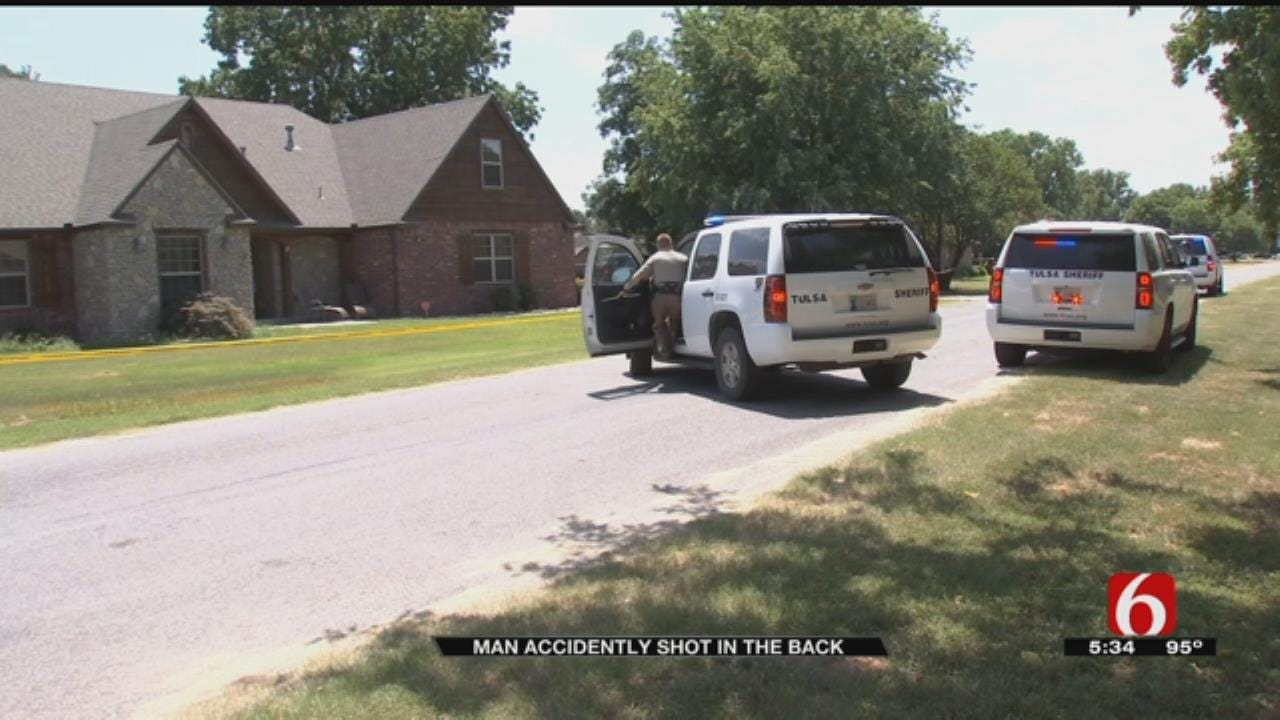 Arkansas Man Shot While At Baby Shower In Tulsa County