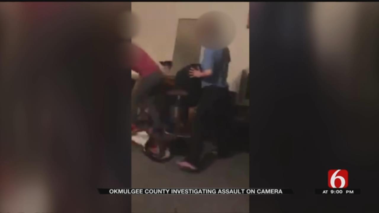 Okmulgee County DA Investigates Video Showing Attack On Girl