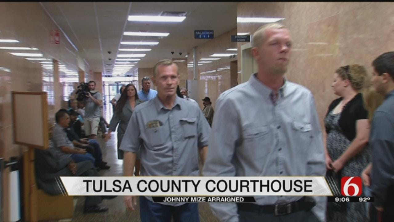 Man Charged In Tulsa Fireworks Stand Shooting Pleads Not Guilty