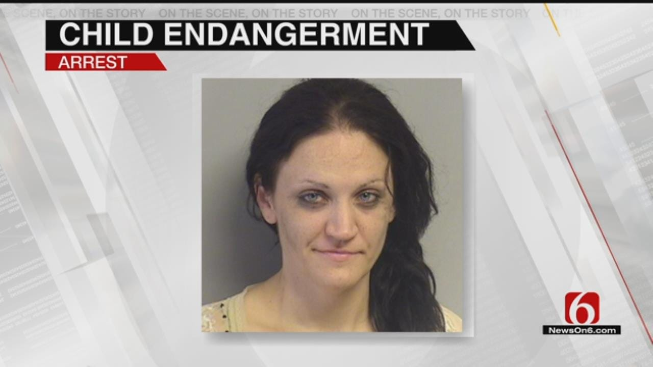 Police: Tulsa Mother Left Baby In Hot Car While Hiding From DHS