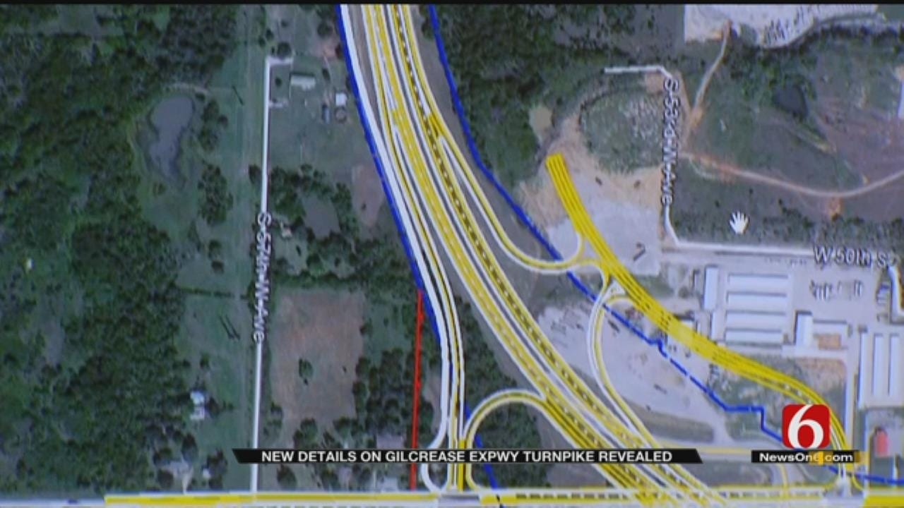 Gilcrease Turnpike Expansion Still On Track, Transportation Leaders Say