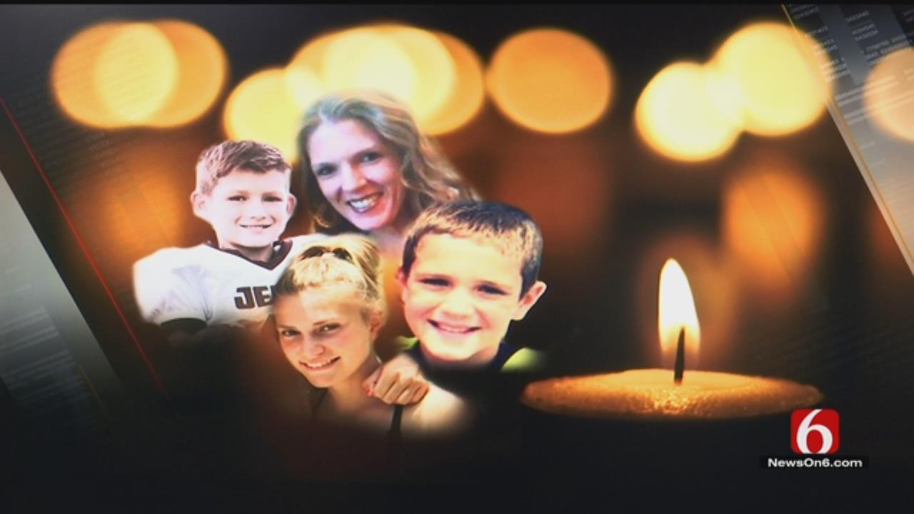 Fatal Crash Victims Remembered at Tulsa Vigil