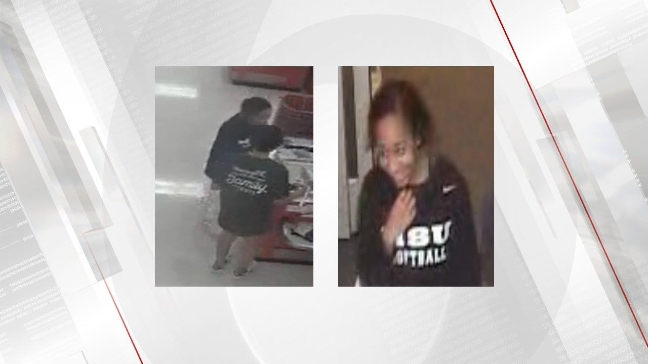 Lori Fullbright: TPD Asks For Help Identifying Two Women Who Used Lost Debit Card At Store