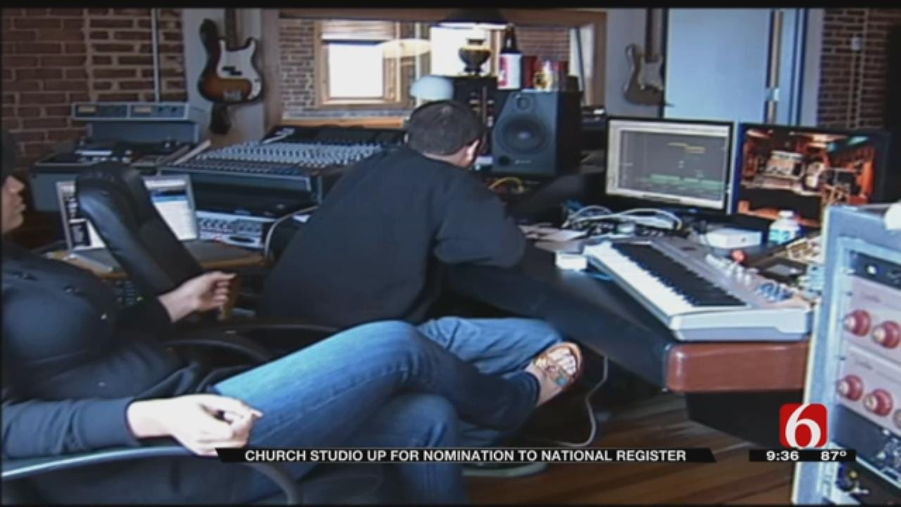 Leon Russell's Church Studio Nominated For National Register Of Historic Places