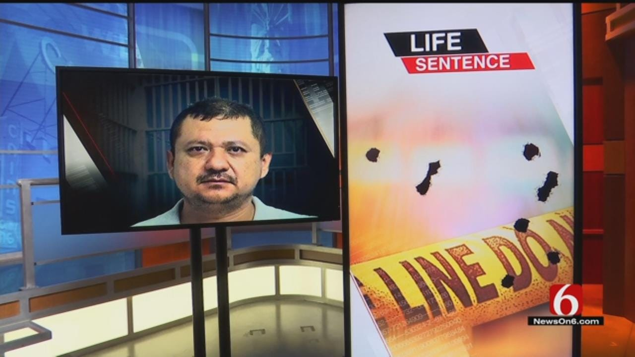 Tulsa Man Sentenced To Life In Prison For Taxi Driver's Murder