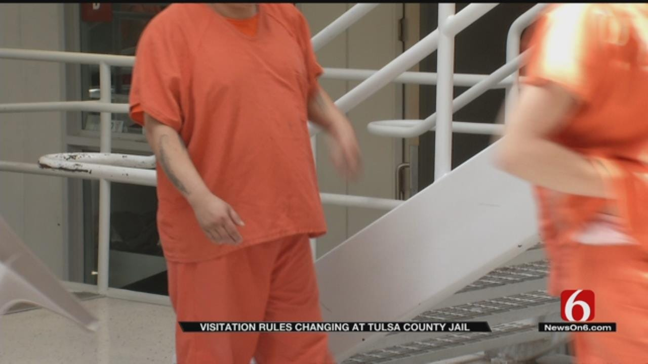 Changes To Jail Visitation Could Save TCSO Thousands
