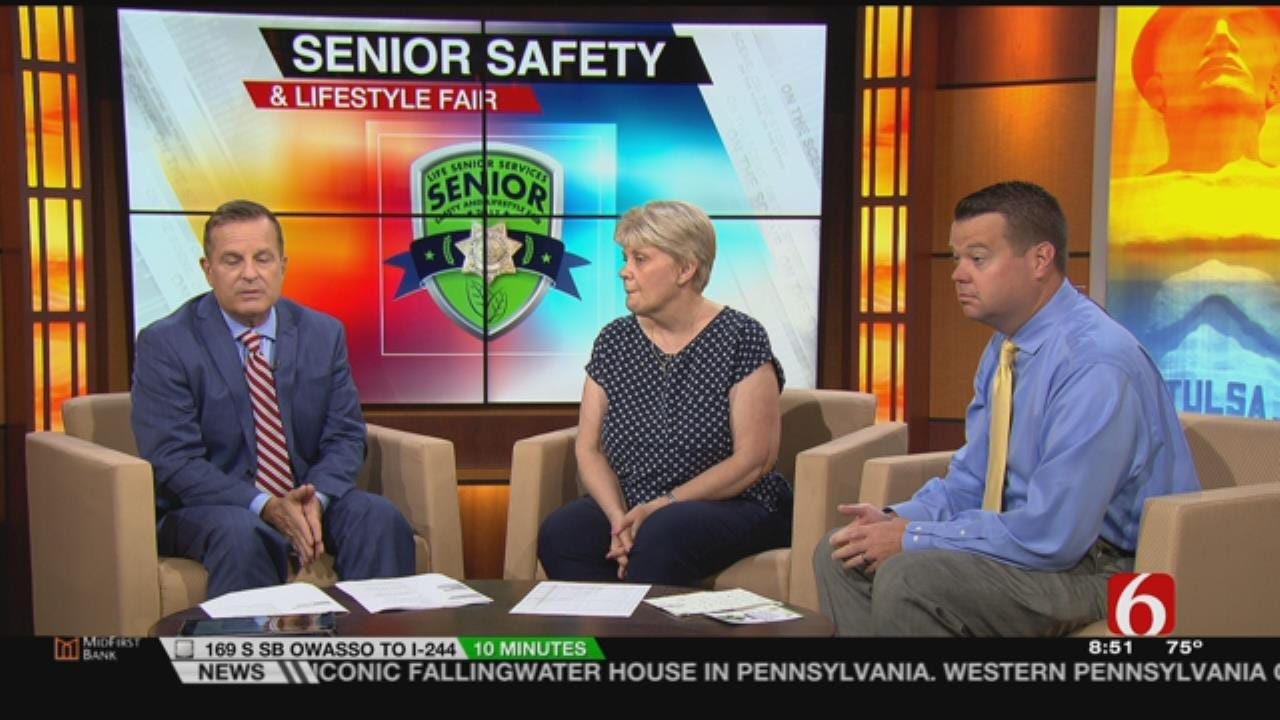 6 In The Morning Previews Tulsa's Senior Safety & Lifestyle Fair
