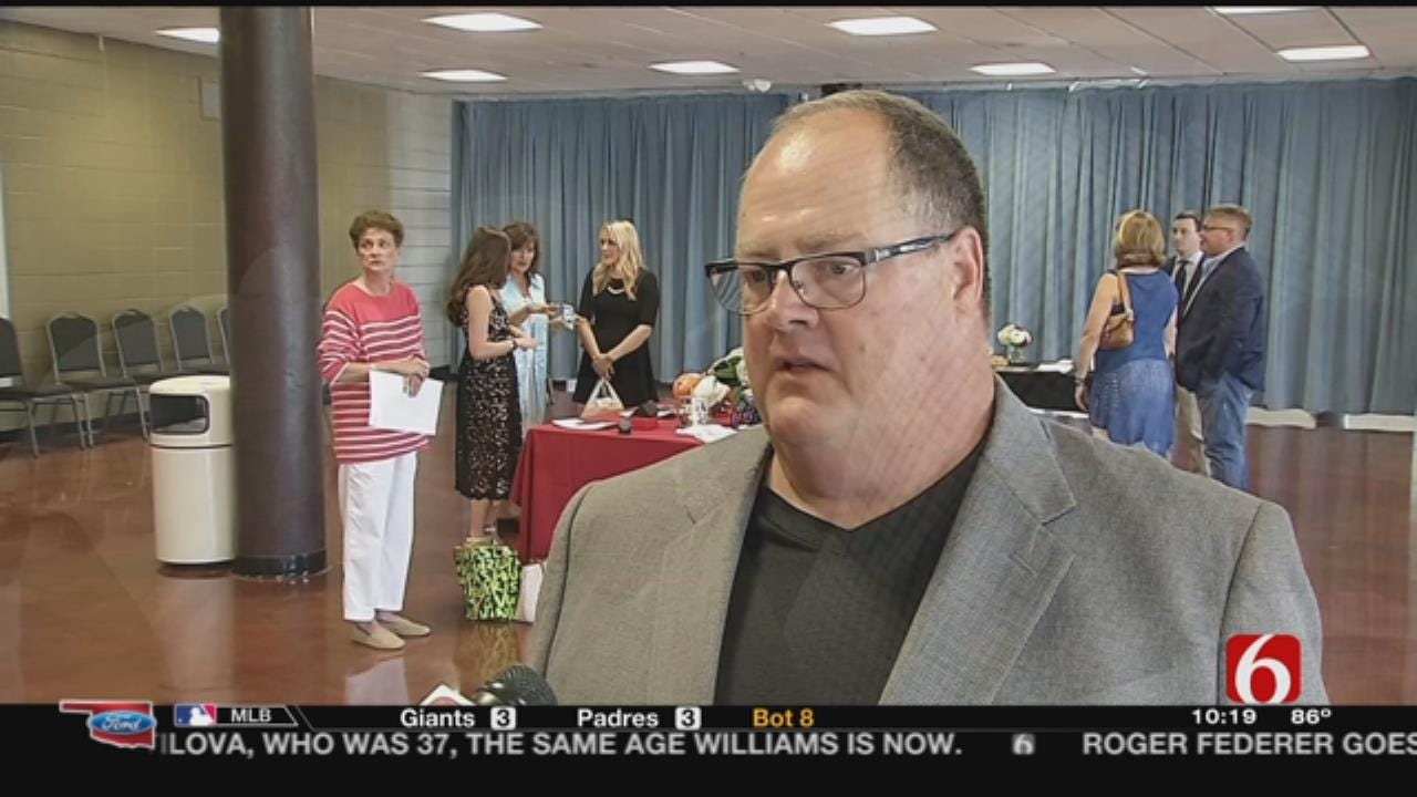 Friends, Family, Coaches Gather For 'A Night Of Legacy' In Support Of Jenks' Allan Trimble