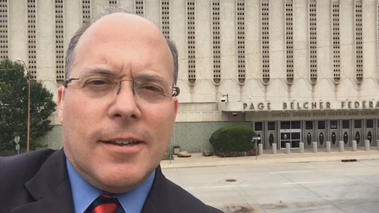 Emory Bryan Reports On Ben Roden Hearing In Tulsa Federal Court