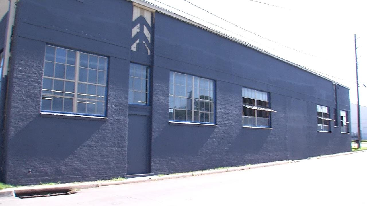 Work Progressing On Tulsa's Newest Brewery