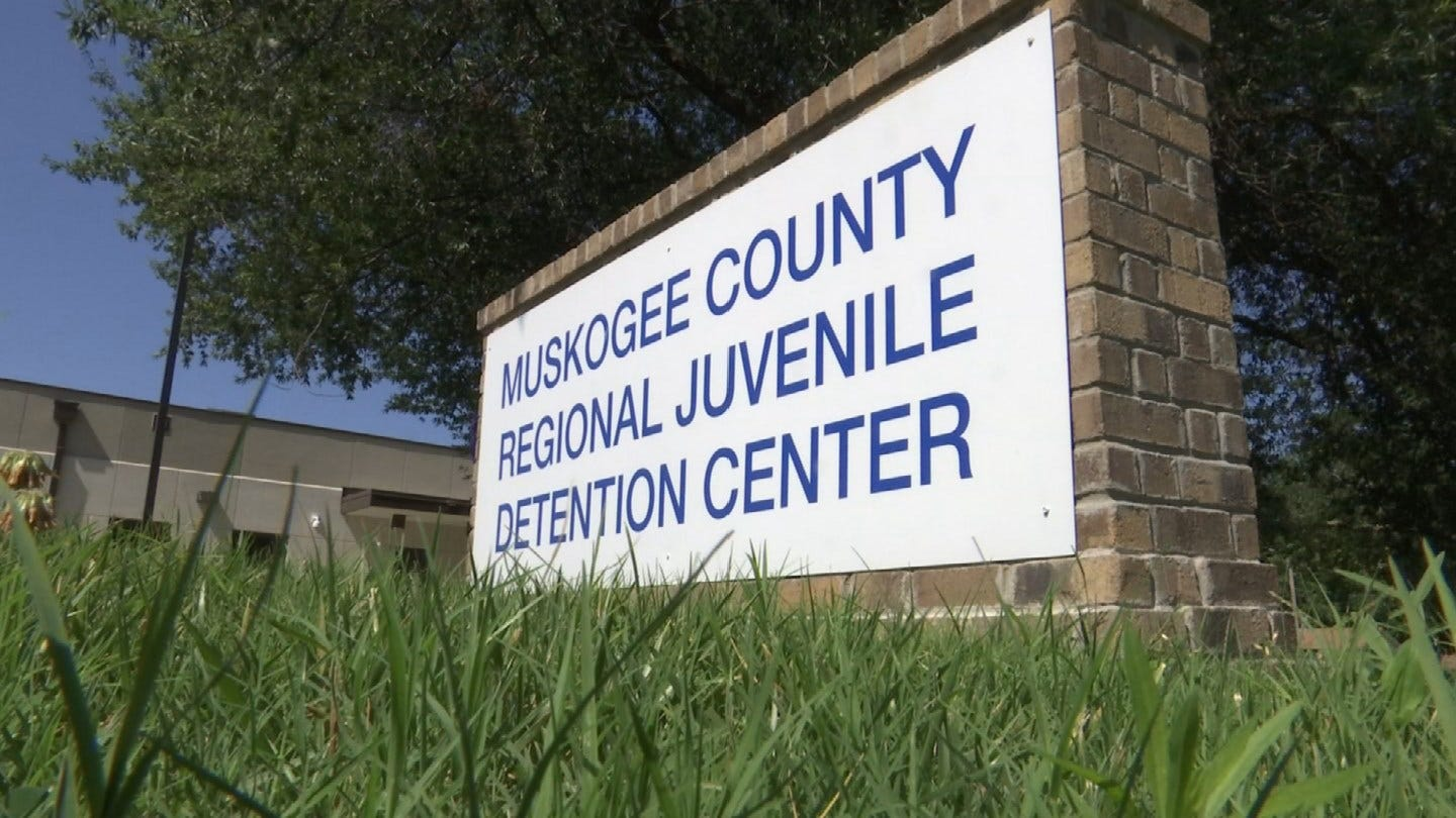 Muskogee County Detention Center To Reopen
